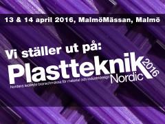 Snart dags för Plastteknik Nordic