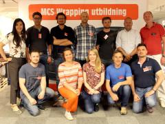 Nya MCS-certifierade montörer!