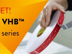 NYHET! 3M™ VHB™ GPH-series