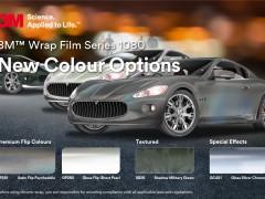 NYHET! 4 nya färger i 3M™ 1080-serien